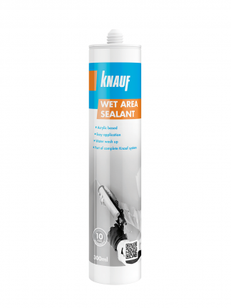 Wet Area Acrylic Sealant Knauf