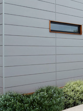 Scyon Stria 325mm Fibre Cement Cladding by James Hardie