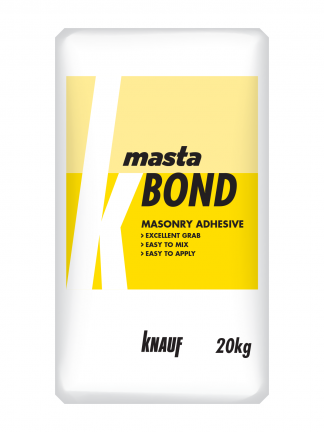 MastaBond Bonding Cement Knauf