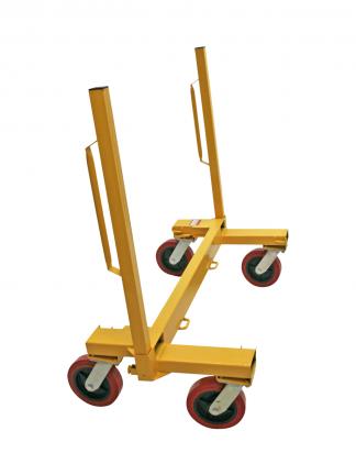 Telpro Plastering Material Troll Cart