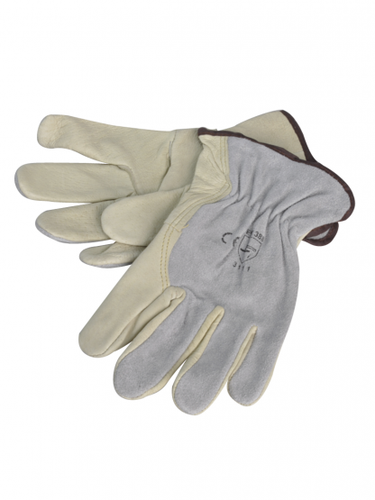 Leather Riggers Gloves Hand Protection SafeCorp