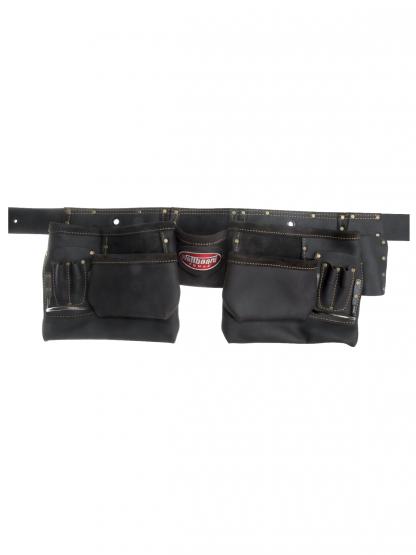 Premium 5 Pocket Plastering Nail & Tool Bag Wallboard Tools