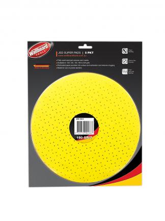 Sanding Discs JSD Super Pads Wallboard Tools