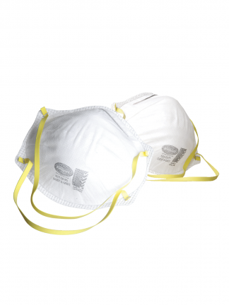 Dust Masks P1 Cup Style Disposable Wallboard Tools