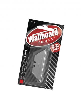 Cutting Knife Blades 5 Pack Wallboard Tools