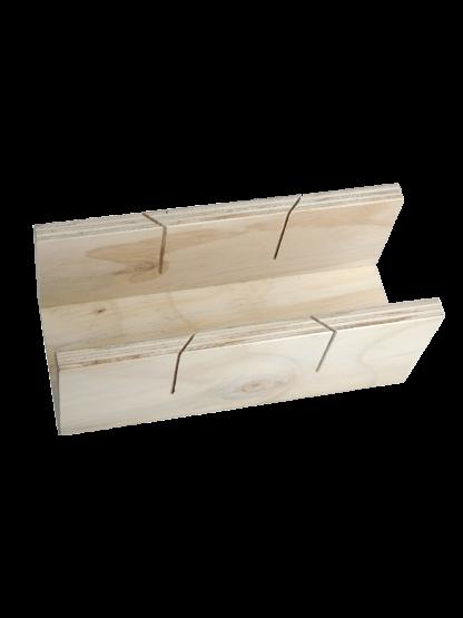 Timber Mitre Box Single Cut for Cornice (Wallboard Tools)